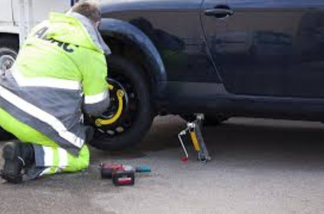 Flat tire repair Mobile, AL